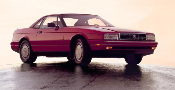 Cars1988 Cadillac Allante © 1988 Ron Avery - Image 3846_0570