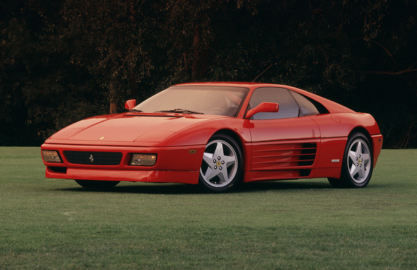 Cars1989 Ferrari 348 TB2001 Concorso Italiano© 2001 Ron Avery - Image 3846_0579