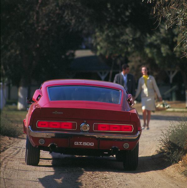 Car Category1967 Shelby GT 500Sept. 1966 © 1978 Sid Avery - Image 3846_0616