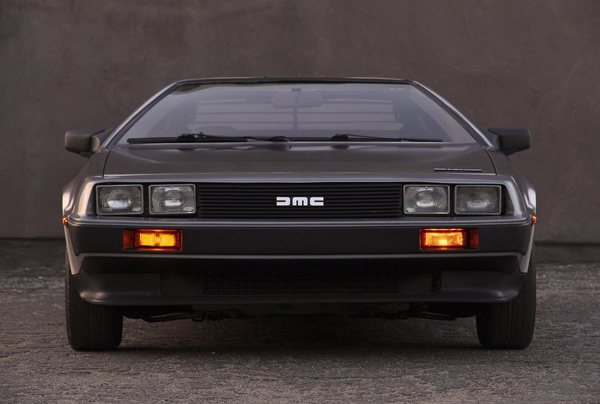 Cars1982 DeLorean DMC-12© 2019 Ron Avery - Image 3846_2280