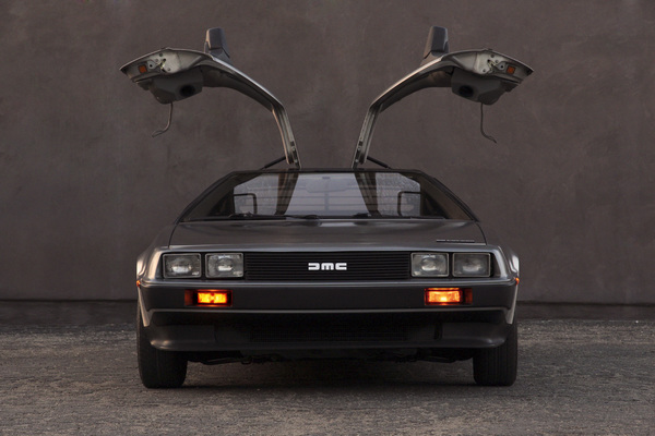 Cars1982 DeLorean DMC-12© 2019 Ron Avery - Image 3846_2281