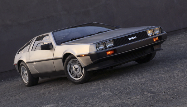 Cars1982 DeLorean DMC-12© 2019 Ron Avery - Image 3846_2283