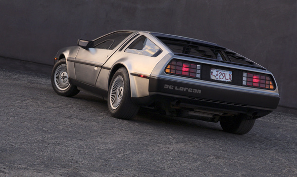 Cars1982 DeLorean DMC-12© 2019 Ron Avery - Image 3846_2288