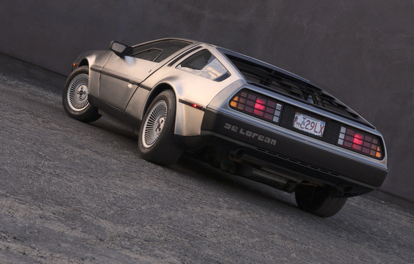 Cars1982 DeLorean DMC-12© 2019 Ron Avery - Image 3846_2289
