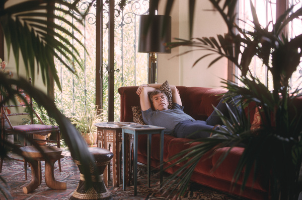 James Coburnat home1966 © 1978 David Sutton - Image 3893_0057