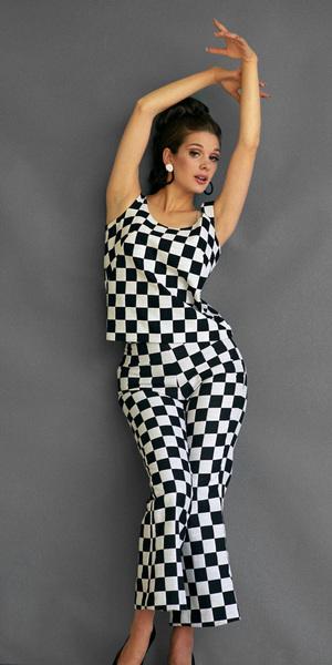 Fashion (Carla Borelli)1965© 1978 Sid Avery - Image 3956_1284