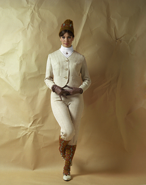 Fashion (Carla Borelli)1965© 1978 Sid Avery - Image 3956_1288