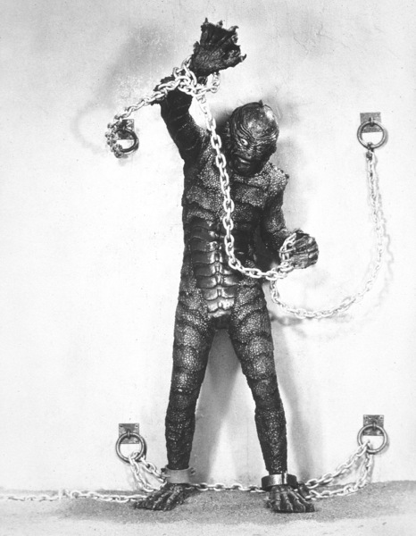 """""""Creature From the Black Lagoon""""Ricou Browning1954 United International - Image 3963_12"""