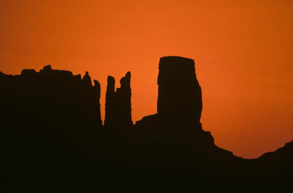 Scenics (Monument Valley, Utah)1974© 1978 Sid Avery - Image 3969_0012