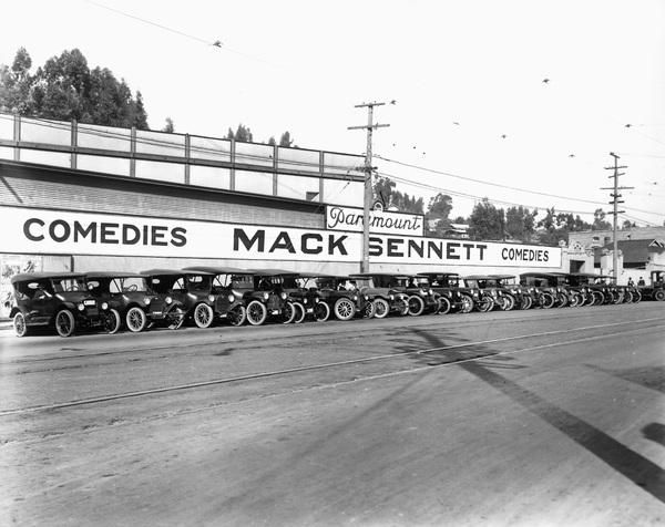 Mack Sennett Comediescirca 1920 - Image 3972_0020