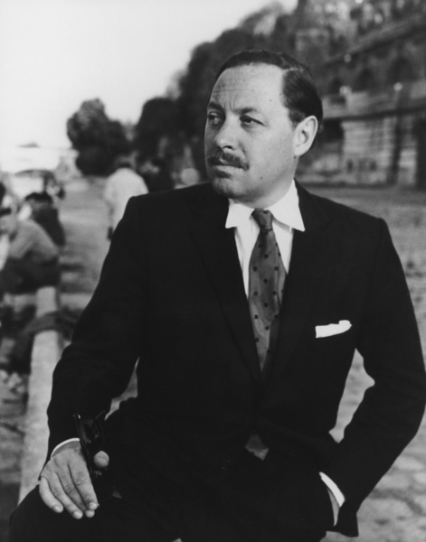 Tennessee Williams 1952 Photo By Andre Ostier - Image 4015_0001