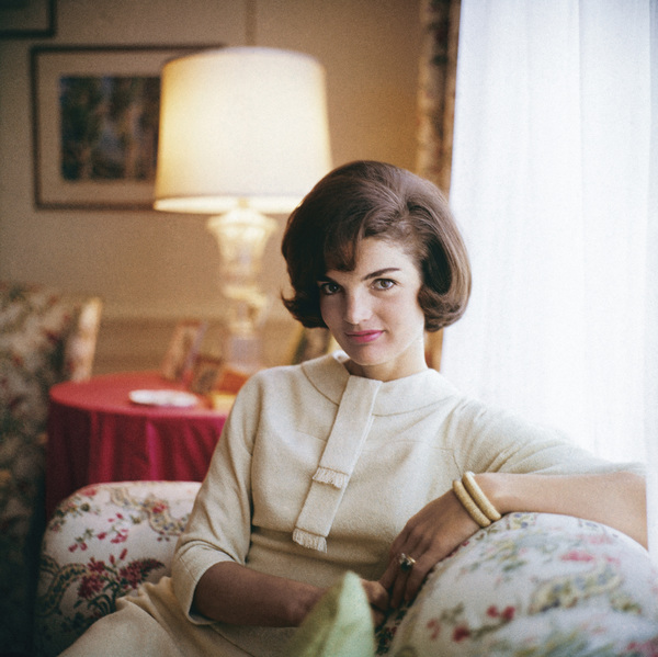 Jacqueline Kennedy at the White House1961© 2011 Mark Shaw - Image 4027_0147