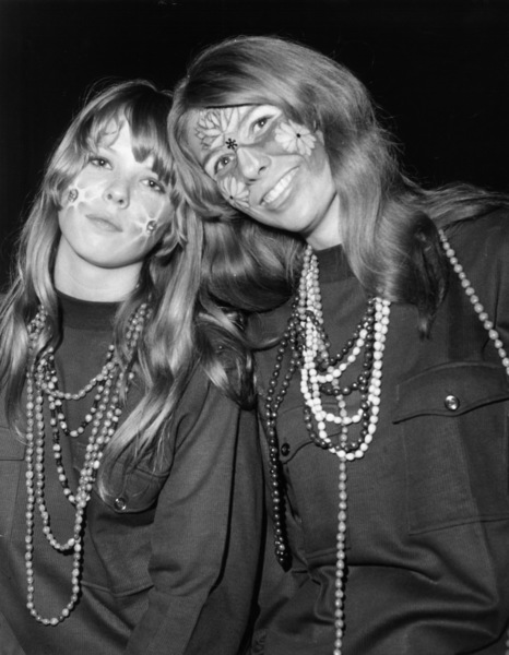 Hippies in the Haight-Ashbury district, San Francisco, California1967 - Image 4102_0012