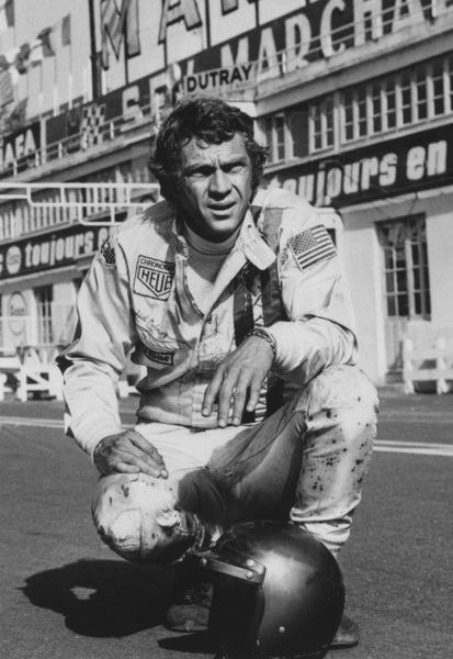 """""""Le Mans""""Steve McQueen1971 Solar Productions - Image 4170_0027"""