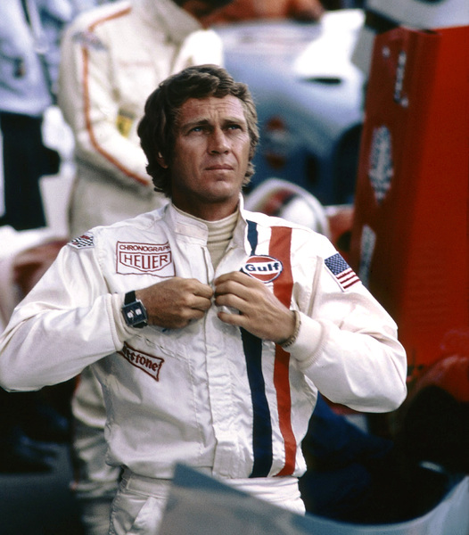 """Le Mans"" Steve McQueen 1971 National General Pictures© 1978 Mel Traxel - Image 4170_0029"
