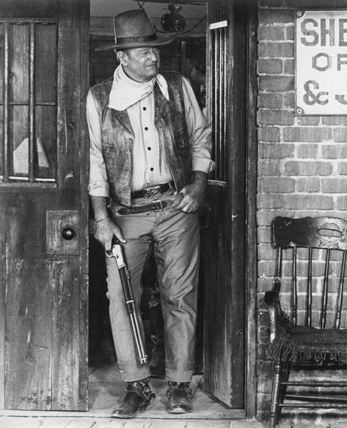 """""""Rio Lobo"""" John Wayne 1970 Paramount Pictures ** H.L. - Image 4229_0033"""