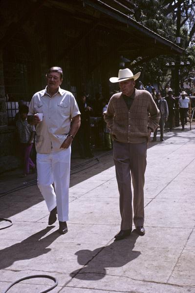 """Rio Lobo""John Wayne, director Howard Hawks1970© 1978 David Sutton - Image 4229_0034"