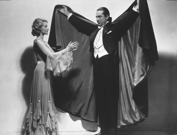 """""""Dracula""""Helen Chandler, Bela Lugosi1931 Universal - Image 4505_44"""