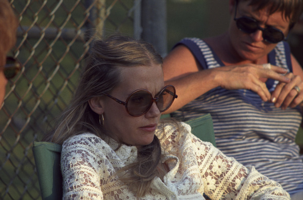 "Peggy Lipton during the making of an episode of ""Mod Squad""circa 1970© 1978 Gary Lewis - Image 4626_0025"