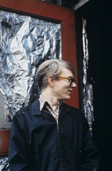 Andy Warhol in New York Citycirca 1963 - Image 4795_0011