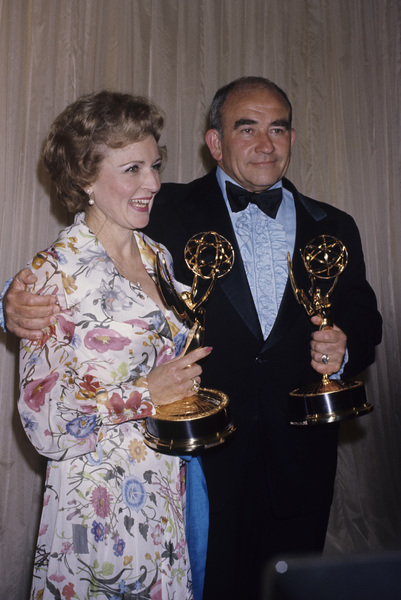 Betty White and Ed Asnercirca 1970s© 1978 Gary Lewis - Image 4808_0044