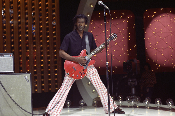 Chuck Berrycirca 1970s** H.L. - Image 4812_0009