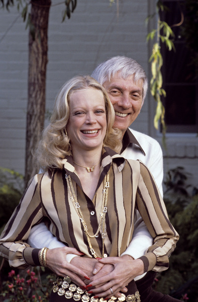 Aaron Spelling and wife Carol Jean (Candy)1979 © 1979 Gene Trindl - Image 4814_0050