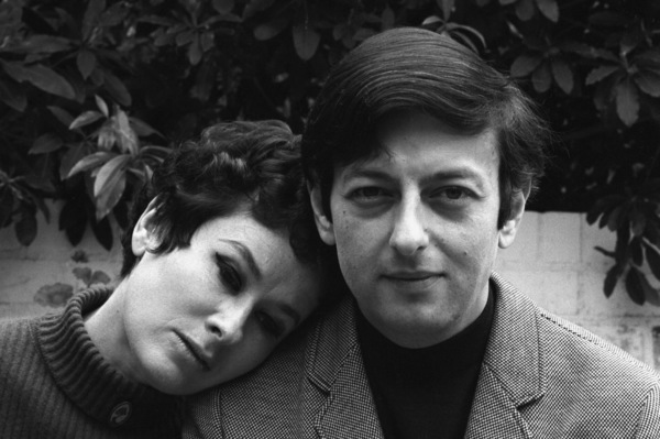 Andre Previn and wife Dorycirca 1960s© 1978 Bruce McBroom - Image 4950_0021