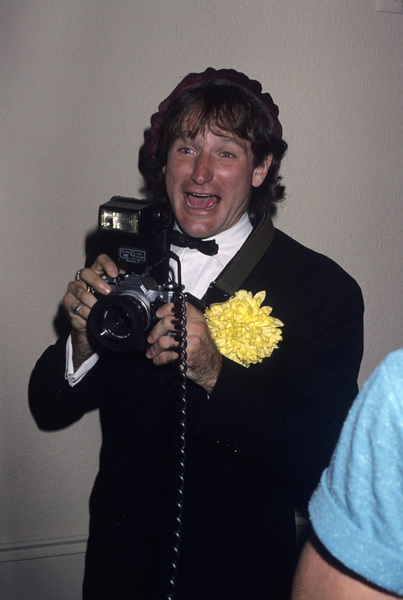 Robin Williamscirca 1978© 1978 Gary Lewis - Image 5045_0051