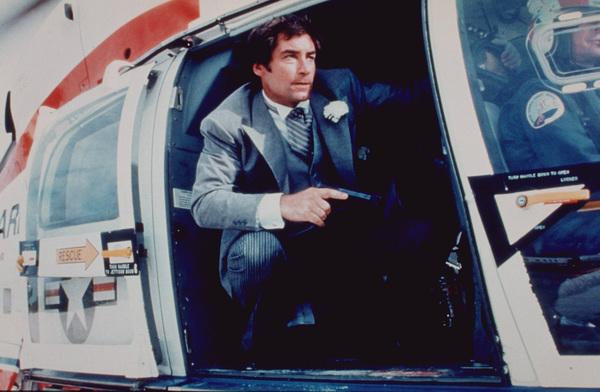 """License To Kill,"" Timothy Dalton1989 UA / MPTV - Image 5060_0101"
