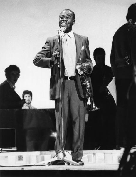 Louis Armstrongcirca 1971** I.V. - Image 5062_0105
