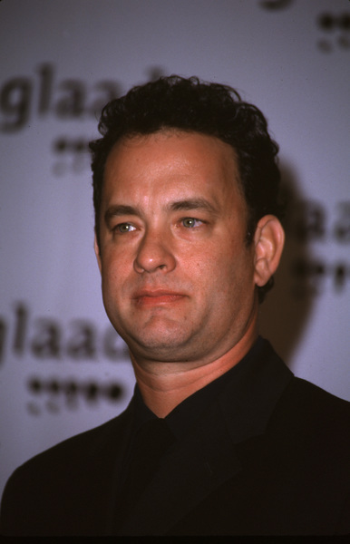 "Ton Hanks at the ""Glaad Awards,""4/11/99. © 1999 Glenn Weiner - Image 5080_0009"