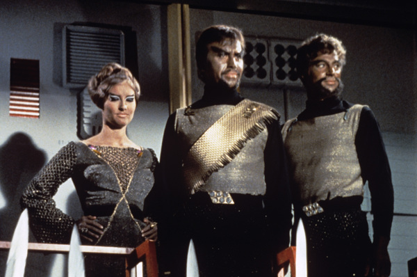 """Star Trek"" (Episode: Day of the Dove)Michael Ansara, Susan Howard1968 - Image 5088_0203"