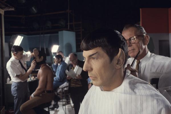 """Star Trek""Leonard Nimoy1967© 1978 Gene Trindl - Image 5088_0388"