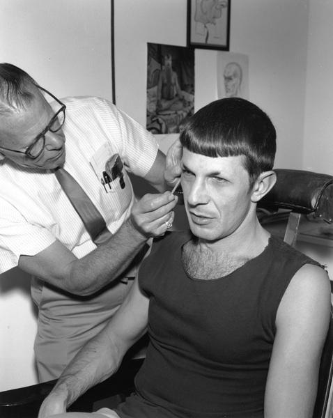 """""""Star Trek""""Leonard Nimoycirca 1967**I.V. - Image 5088_0416"""