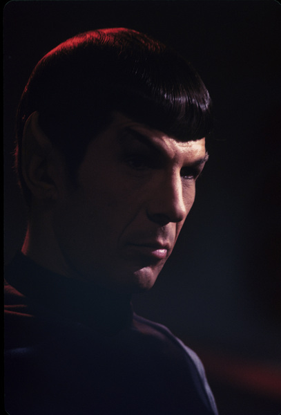 """Star Trek""Leonard Nimoy1967© 1978 Roy Cummings - Image 5088_0437"