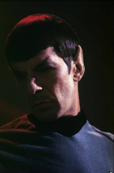 """Star Trek""Leonard Nimoy1967© 1978 Roy Cummings - Image 5088_0438"
