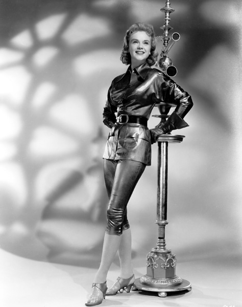 """""""Forbidden Planet""""Anne Francis, MGM, 1956, **I.V. - Image 5089_0029"""