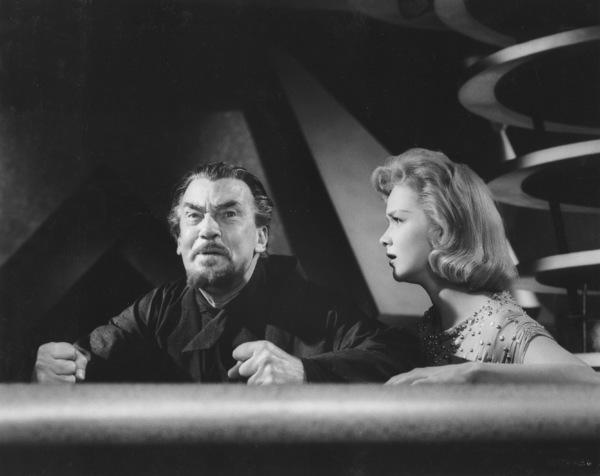 """Forbidden Planet""Anne Francis, Walter Pidgeon, 1956, MGM  **I.V. - Image 5089_0056"