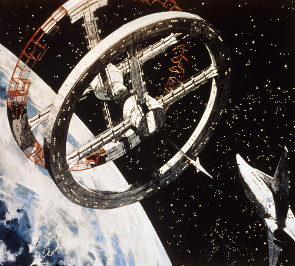"""""""2001: A Space Odyssey""""1968 MGM - Image 5091_0126"""