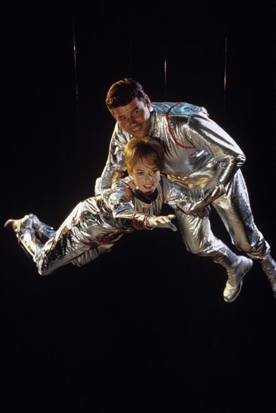 """Lost in Space""Guy Williams, June Lockhartcirca 1965© 1978 Gene Trindl - Image 5095_0065"