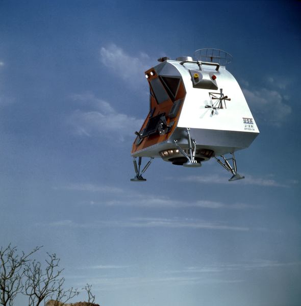 """Lost in Space"" Spaceship circa 1965 © 2009 Space Productions ** I.A. - Image 5095_0172"