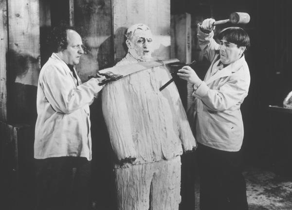 """The Three Stooges""Circa 1940 - Image 5268_0024"