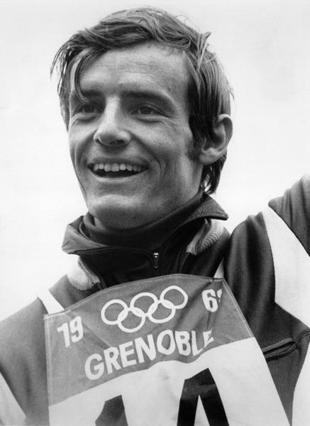 Jean-Claude Killy at the 1968 Winter Olympics - Image 5321_0001