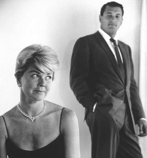 "Doris Day, Rock Hudson""Pillow Talk"" 1959 Universal Photo by Bob Willoughby - Image 5360_0006"