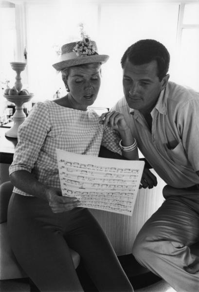 """Pillow Talk""Doris Day, Rock Hudson1959Photo by Bob Willoughby - Image 5360_0009"