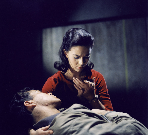 """West Side Story,""Natalie Wood & Richard Beymer.1961/UA**I.V. - Image 5373_0033"