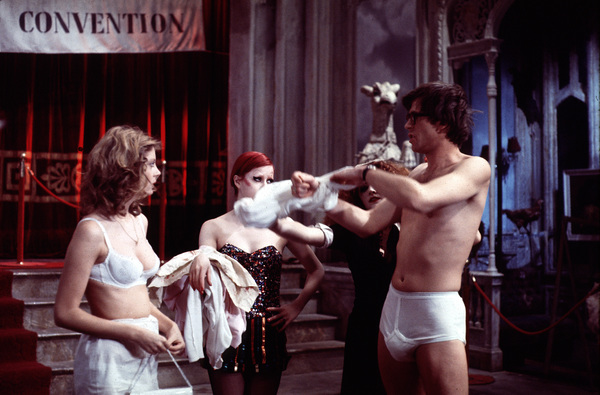"""Rocky Horror Picture Show, The""Susan Sarandon, Nell Campbell,Patricia Quinn, Barry Bostwick1975 / 20th © 1978 John Jay - Image 5376_0046"
