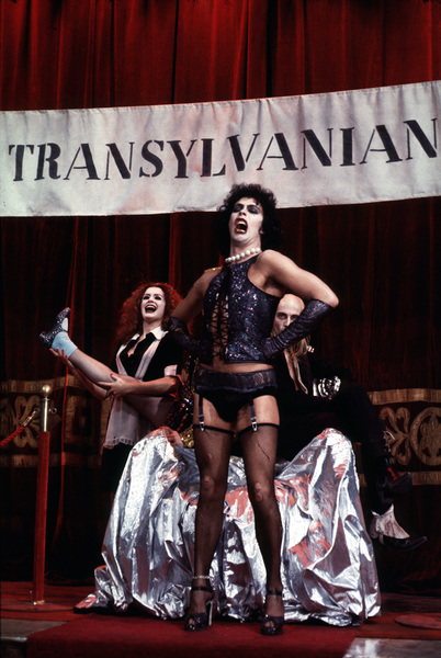 """Rocky Horror Picture Show, The""Patricia Quinn, Tim Curry, Richard O"