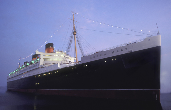 The Queen Mary1984 © 1984 Ron Avery - Image 5398_0037